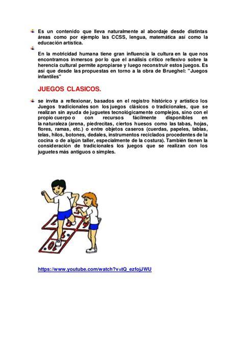 educaci n f sica p gina 2 monografias juegos tradicionales desde la educacion fisica priscila