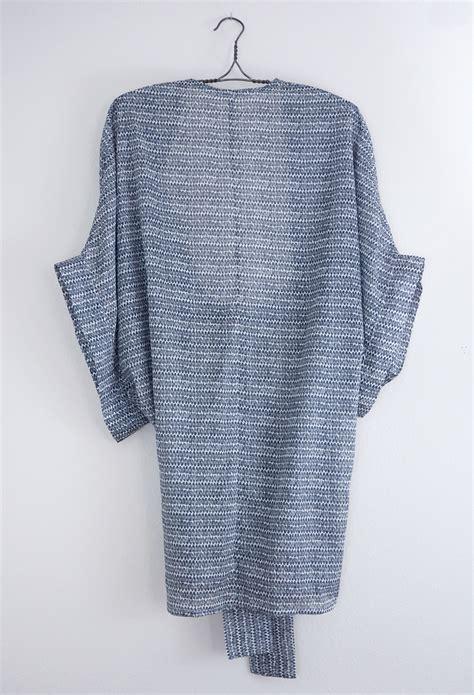 kimono pattern blog diy almada robe by seamwork magazine sew diy