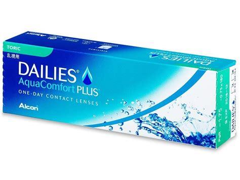 dailies aqua comfort plus toric dailies aquacomfort plus toric 30 lenses alensa uk