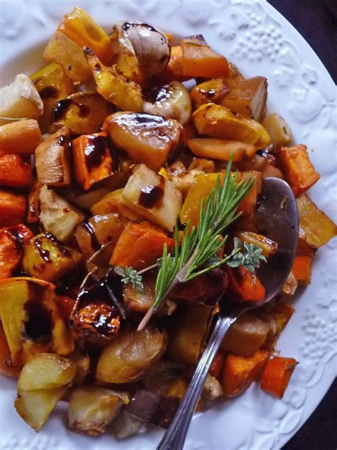 how to roast root vegetables meatless monday for breast cancer awareness month and