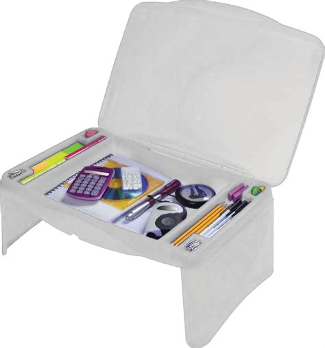 Kids Portable Folding Lap Desk Writing Table With Storage Laptop Desk With Storage