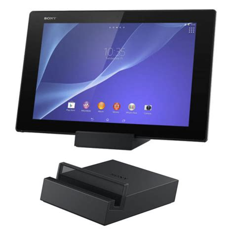 Sony Magnetic Charging Dock Dk39 For Xperia Z2 Tablet Original sony dk39 genuine magnetic charging dock for xperia z2