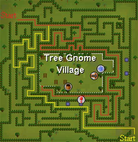 tree gnome village maze gnome maze 2007scape wiki fandom powered by wikia