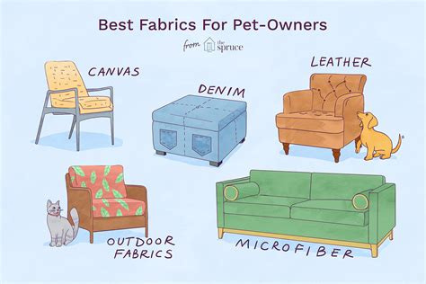 Pet Friendly Fabric by 5 Great Pet Friendly Fabrics For Your Home