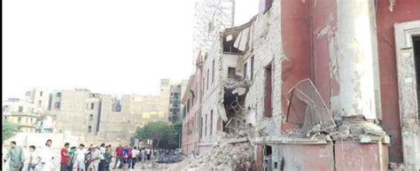 consolato egiziano in italia egitto autobomba distrugge consolato italiano al cairo