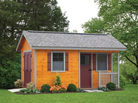 Sheds Prices by Cottage Style Storage Shed Pricing Options List
