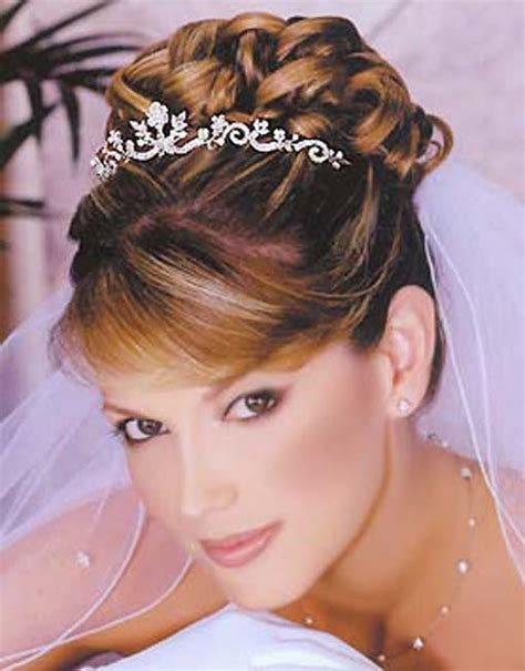 updo for tiarias gallery wedding hairstyles with tiara wedding hairstyles