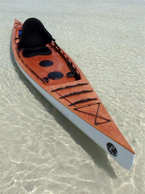 wooden fishing boat design f1430 fishing kayak wood components bedard yacht design