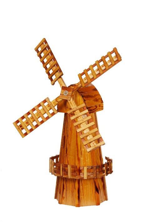 medium wooden windmill by dutchcrafters amish furniture