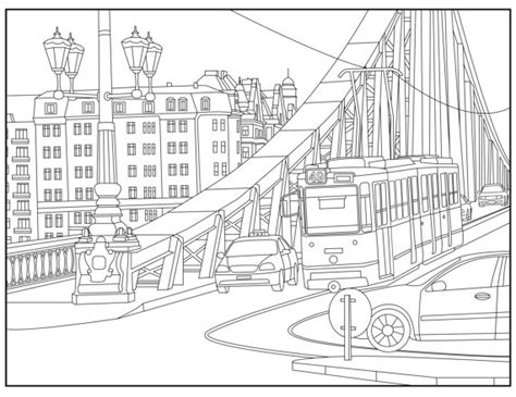 coloring pages for adults travel budapest adult coloring page coloring budapest hungary