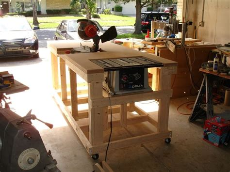 all in one woodworking this is diy workbench on wheels from nature