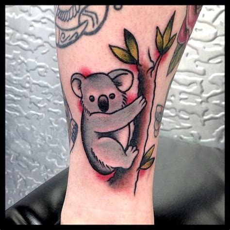 koala tattoo designs adorable koala designs creativefan