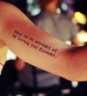 positive tattoo quotes tumblr arm quotes tattoo