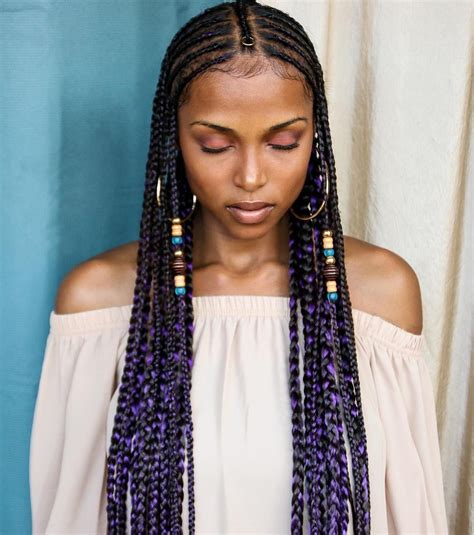 Natural Hair Trend Alert: Tribal/ Fulani Braids   TGIN