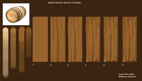 watercolor wood tutorial 28 best images about hand paint texture tutorial on
