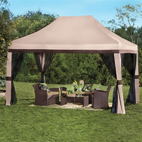 10x10 Screen Gazebo 10x10 Gazebo Screen Amazing Gazebo For Small Backyard