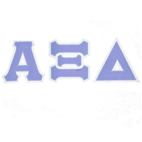 alpha xi delta colors alpha xi delta sorority tackle twilled letter tote