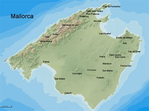 Mallorca World Map by Similiar Mallorca Spain Map Keywords