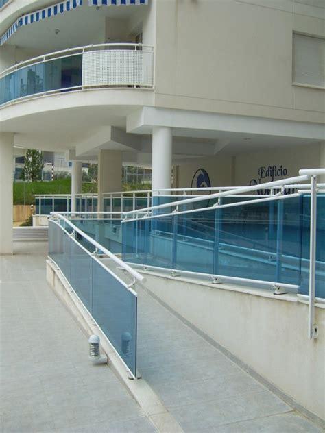 barandillas de aluminio para terrazas barandillas y vallas aluminios no 225 in gar 233 s