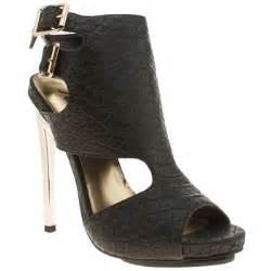 Heegheels Privileged s black privileged trill high heels schuh