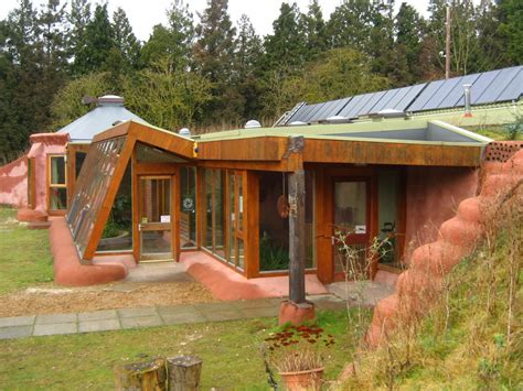 sustainable house earthship green homes make
