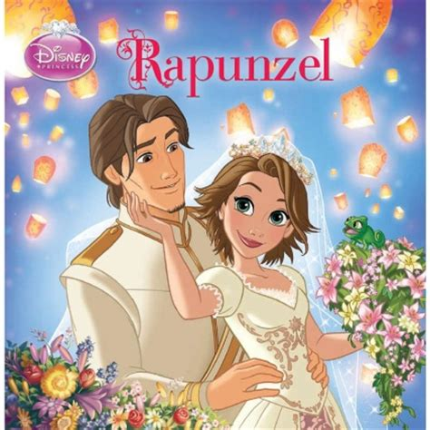 rapunzel picture book b m disney picture story book 294518
