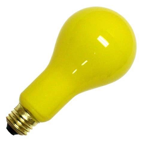 Yellow Bug Light Bulbs R Lighting