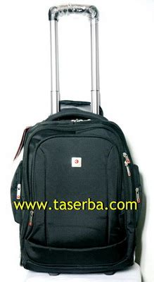 Ransel Trolly Polo Classic Beli 1 Free 1 ransel trolley pc 4076 www taserba