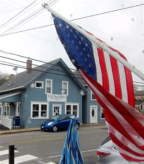 Kittery Post Office by Shunpiking With Backroad Touring And Travels Join