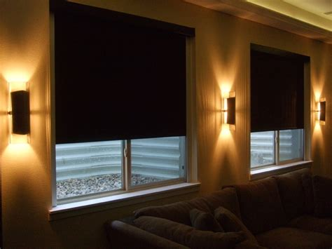 lutron curtains lutron shades contemporary roller shades denver by