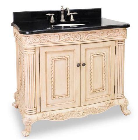 Ornate Bathroom Cabinet by Choosing The Right Ornate Antique White Bathroom Vanities