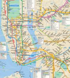 New York Subway Map by Ikat Designs Line Point Plane Or Volume