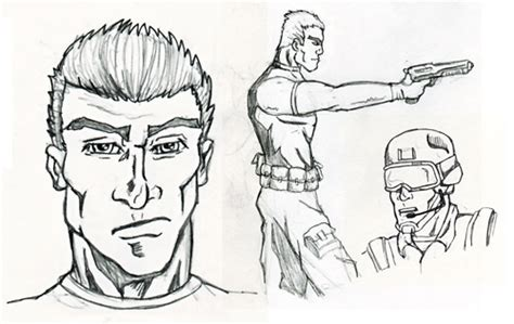 sketch book character new world comic book character sketches of