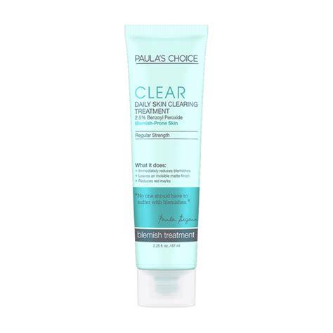Daily Reguler paula s choice clear regular strength daily skin clearing