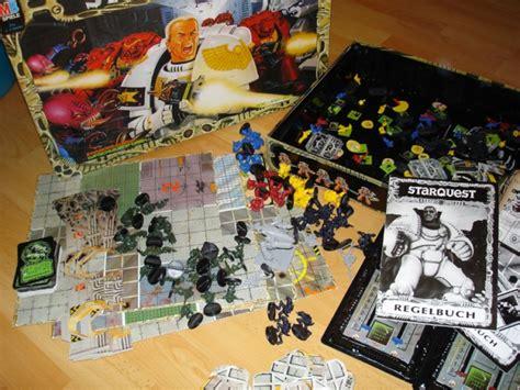 starquest gioco da tavolo starquest o space crusade leganerd