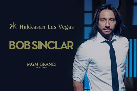 Hakkasan Calendar Bob Sinclar Tickets And Lineup On Jun 28 2013 At Hakkasan