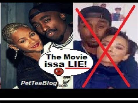 Pinkett Smith Lies To Us by Pinkett Blasts All Eyez On Me For The Lies
