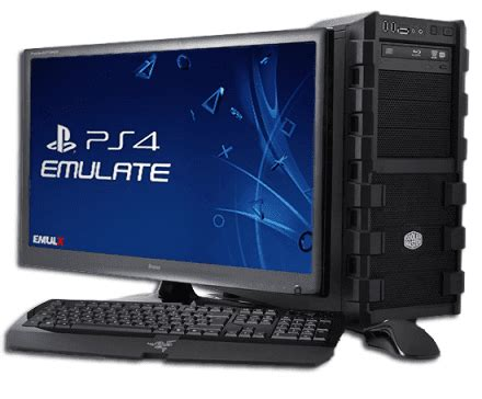 console emulators for pc ps4 emulator for pc free and