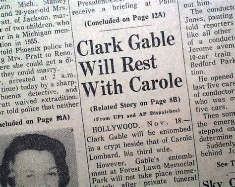 the frederick news post local search results hollywood style death of clark gable rarenewspapers com