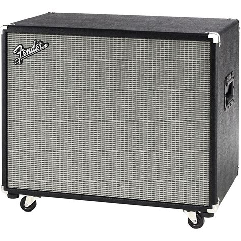 Fender Bassman Speaker Cabinet by Fender Bassman Pro 115 1x15 Neo Bass Speaker Cabinet Black