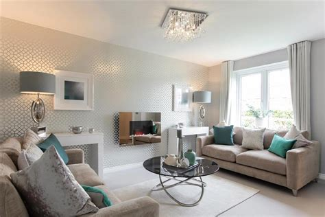 show home living rooms sadlers view wimpey