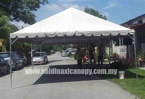Piramid Putih pyramid canopy for sale high quality pyramid canopy with