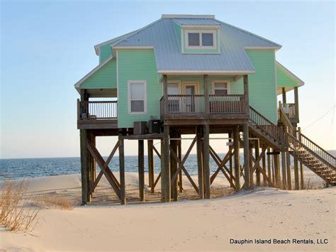 house rentals dauphin island al dauphin island rental gulf front house with pool