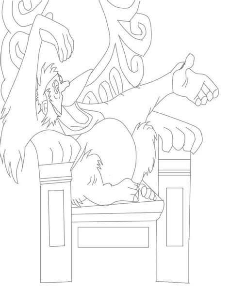 king vulture coloring page king vulture coloring page free download