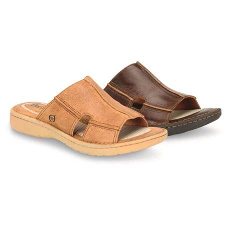 mens born sandals born s jared slide sandals 698326 sandals flip