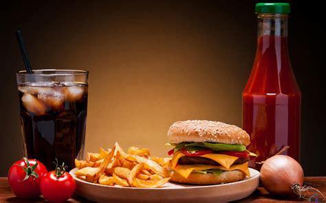 Download Wallpaper McDonalds food (1680 x 1050 widescreen