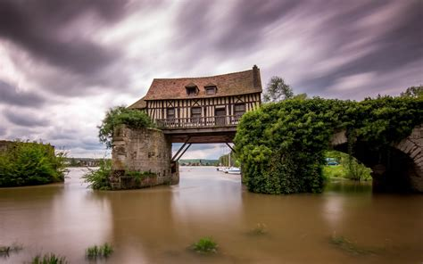 bridge house bridge house 2560 x 1600 other photography miriadna com