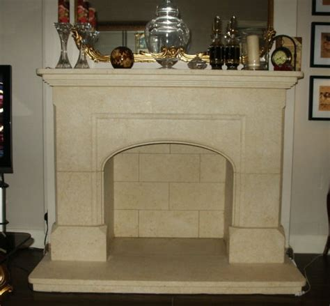Tudor Style Fireplace by Tiles Fireplaces Granite Worktops Table Tops
