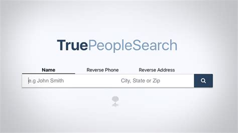True Search How To Find A Person On