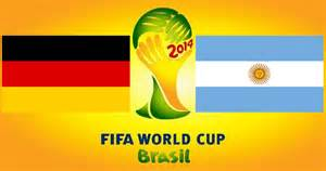 fifa world cup scores fifa world cup 2014 germany 1 0 argentina as it
